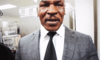 Mike Tyson Says Without a Doubt Manny Over Floyd