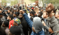 Baltimore Residents Take to the Streets for Their Brother Freddie Gray