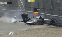 The Top 15 F1 Crashes