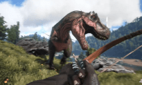ARK: Survival Evolved Gets A Full Launch… Or Something