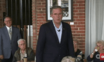 Jeb Says Old Man Bush is Alive and Well