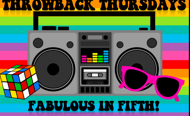Throwback Thursdays Songs!