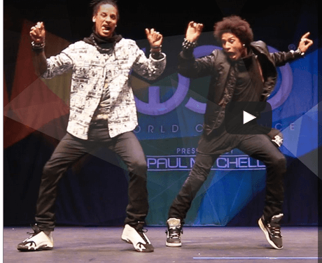 "Who Are ""Les Twins"" ???"