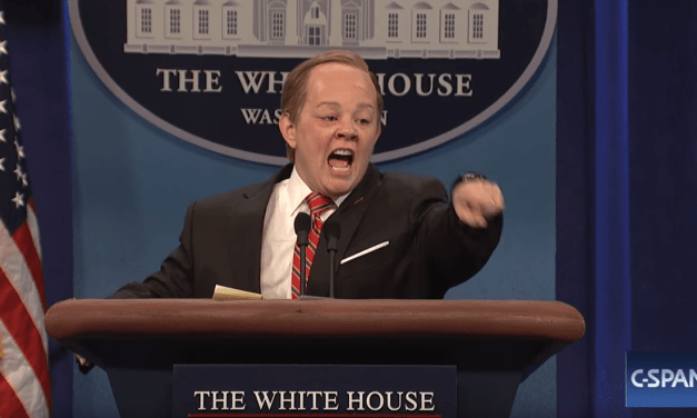 Sean Spicer Returns to Saturday Night Live