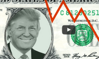 Donald Trump Already Has the American Dollar in the Toilet