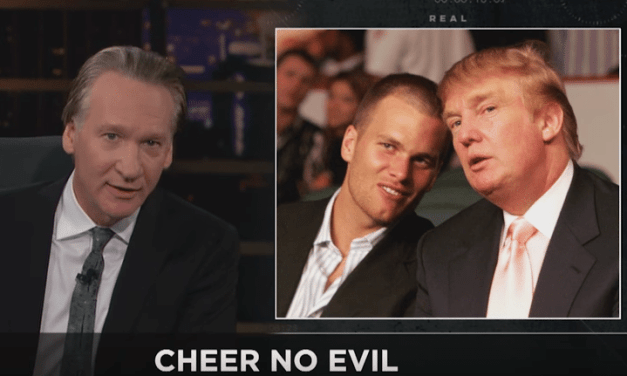 Bill Maher on the Super Bowl and Donald Trump