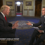 Donald Trump's First Interview as President – Full Interview