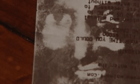 Couple Finds Jesus On A Walmart Receipt