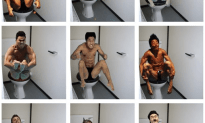Olympic Divers on the Toilet!