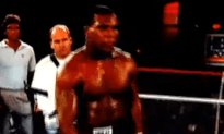 A Lesson in Fighting From Mike Tyson