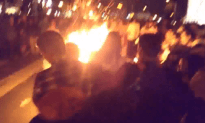 Man Catches Fire At Halloween Parade, Dies In Hospital