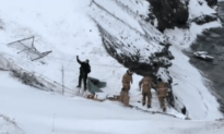 Man Falls 70 Feet Off a Cliff and Lives to Tell the Tale