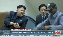 Rodman Could Be in Some Series Trouble With Uncle Sam