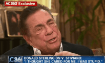Donald Sterling Cries Over His Lost Young Girlfriend