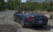 The New York Times Bentley Review, is Almost as Douchey as The Car Itself!