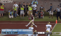 Florida State Beats Notre Dame!