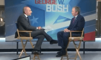 Former President George W Bush Gives His Take On Trump
