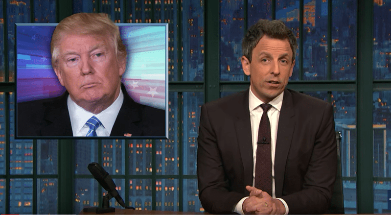 A Closer Look With Seth Myers