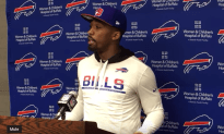 Tyrod Taylor To Remain With Buffalo Bills