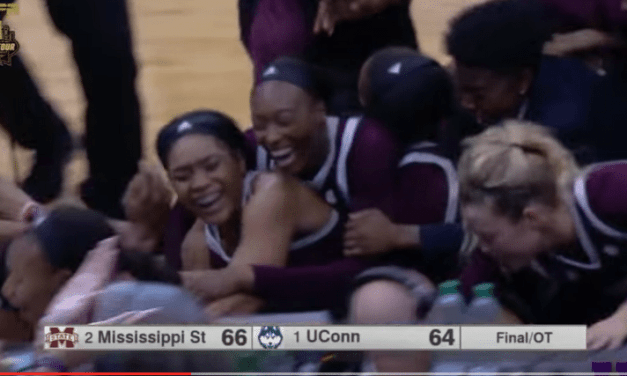 Mississippi State Shocks UConn Women With Buzzer Beater Win In Overtime
