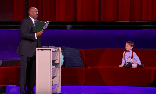 Little Big Shots: Four Year Old Shakespeare Wiz