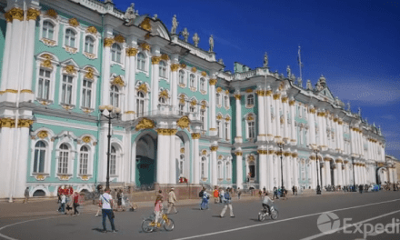 St. Petersburg Vacation Travel Guide