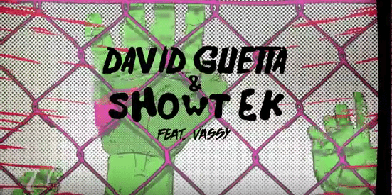 Showtek and David Guetta- Bad ft.Vassy