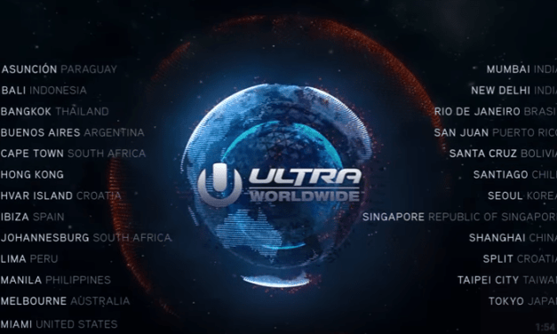 Ultra Music Festival is Expanding all over the World