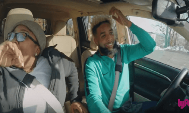 Undercover Driver with Odell Beckham Junior
