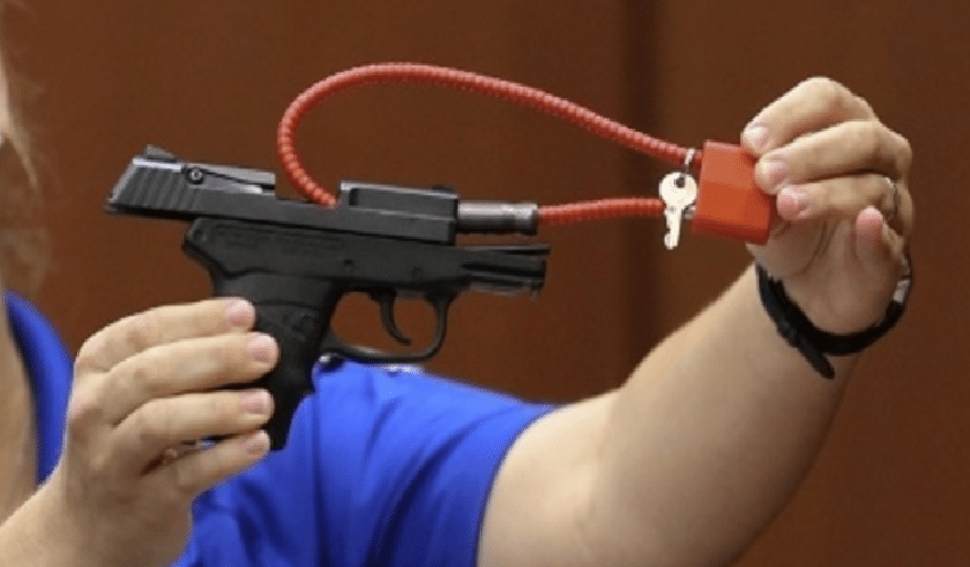 George Zimmerman Sells Gun That He Used To Shoot And Kill Trayvon Martin