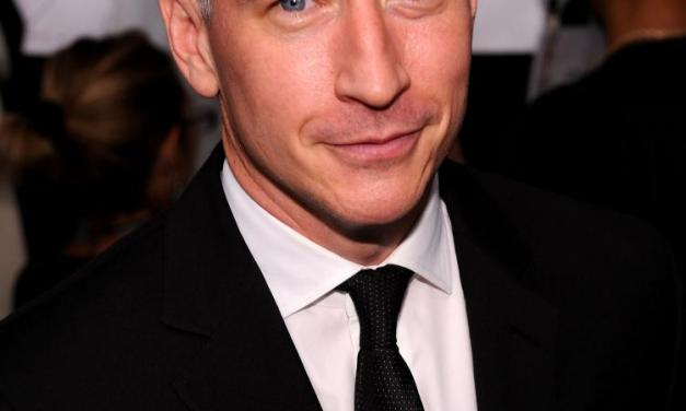 Anderson Cooper Comes Out!
