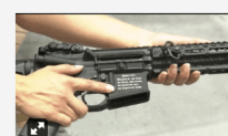 Florida GunMaker Produces Assault Rifle 'Never To Be Used By Muslim Terrorists'