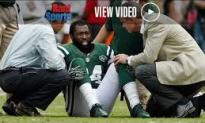 NY JETS All Pro Darrelle Revis Facing Four Felonies
