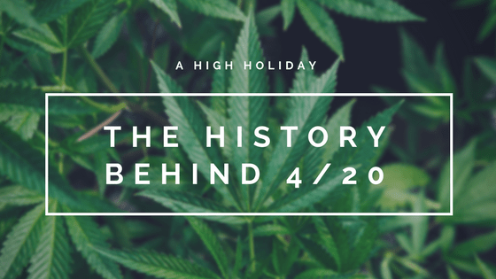 high holiday history behind 420
