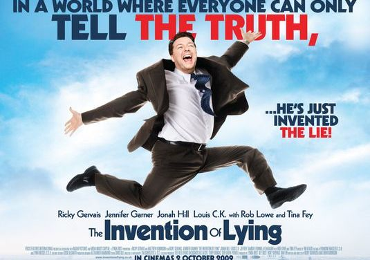 "Movie Review: ""The Invention Of Lying"""