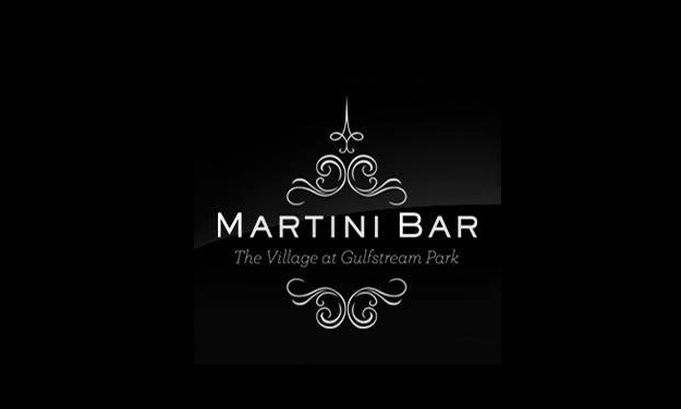 Martini Bar At Gulfstream Park