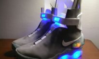 Nike Set To Release The Back To The Future Shoe!