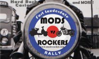 2nd Annual Mods Vs. Rockers Rally & Bike Show