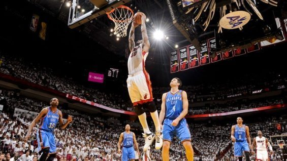 Heat vs Thunder in Game 4: Come Watch the Game Tonight at Centerfolds Cabaret!