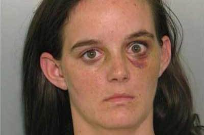 Does This Look Like The Face of a Woman Who Pulled a Gun on a Man While Having Sex?