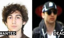 Boston Bombers – One Dead, One on the Run, Two Cops Shot