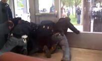 16-Year-Old Gets Beat Down By Boston Police On Roxbury Community College Campus!