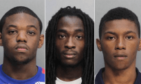 Three Teens Arrested At Football Game