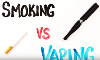 Smoking Versus Vaping