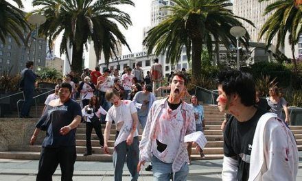 Zombies? People All Over America Are Eating Each Other and it All Started in Florida