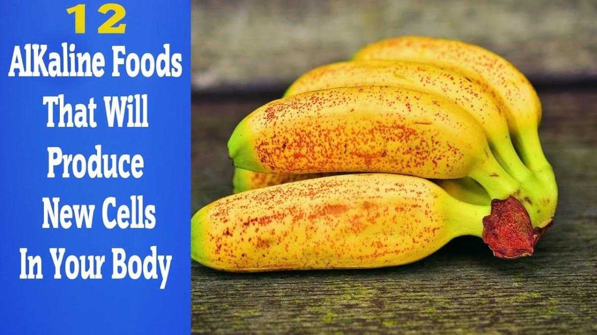 Dr Sebi Diet 12 Alkaline Foods That Will Clean Repair And Produce