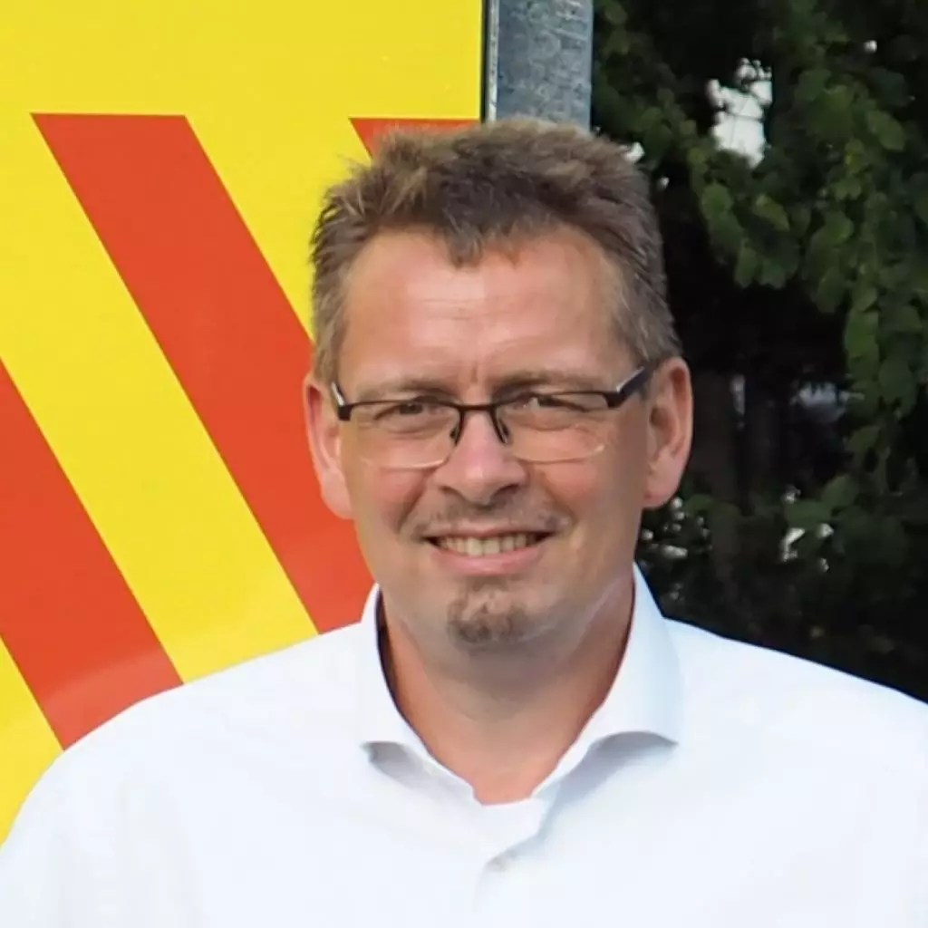 Benno Blömen, Geschäftsführer von Maibach Velen, ist überzeugt: Video Guard hilft Schäden durch Diebstahl zu minimieren.