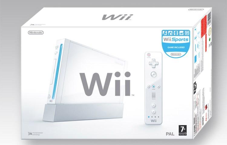 Nintendo Wii Box