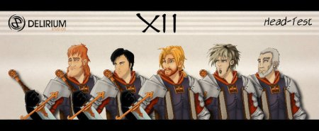 """""""XII"""" se convertirá en el primer MMORPG realizado en el País Vasco"""