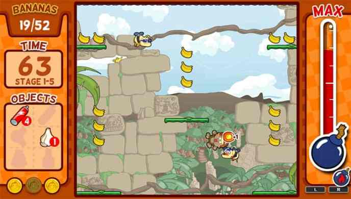 El videojuego vasco Baboon! tiene versión para PSVita y PS4